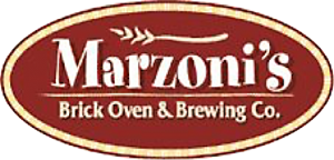 Marzoni's Brick Oven and Brewing Company Logo